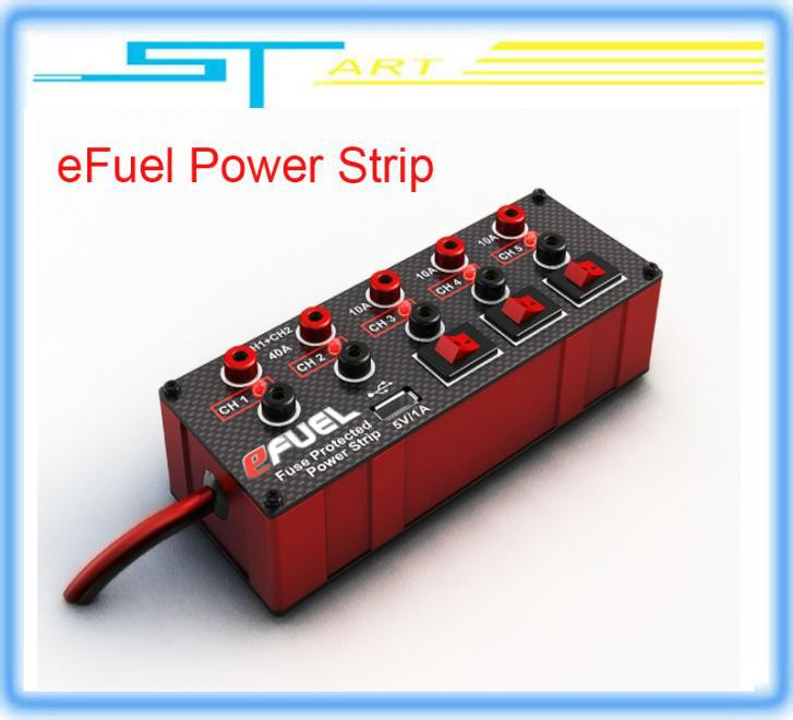 ФОТО skyrc efuel power strip with usb port power charger electrical devices 10 ampere for rc quadcopter