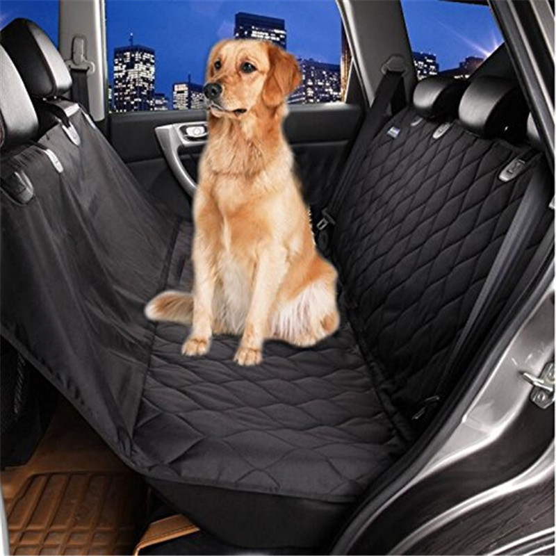 FML Pet Cat Sear Cover Dog Carrier Waterproof Seat Covers For Cars Carriers Truck Hammock Car Mat Traveling In From Home