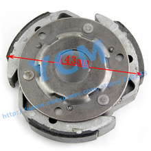 Diameter 143mm YP260 Clutch Carrier Assy ATV 300CC Driven Wheel Pulley Centrifugal Block Clutch Scooter Engine Parts Wholesale