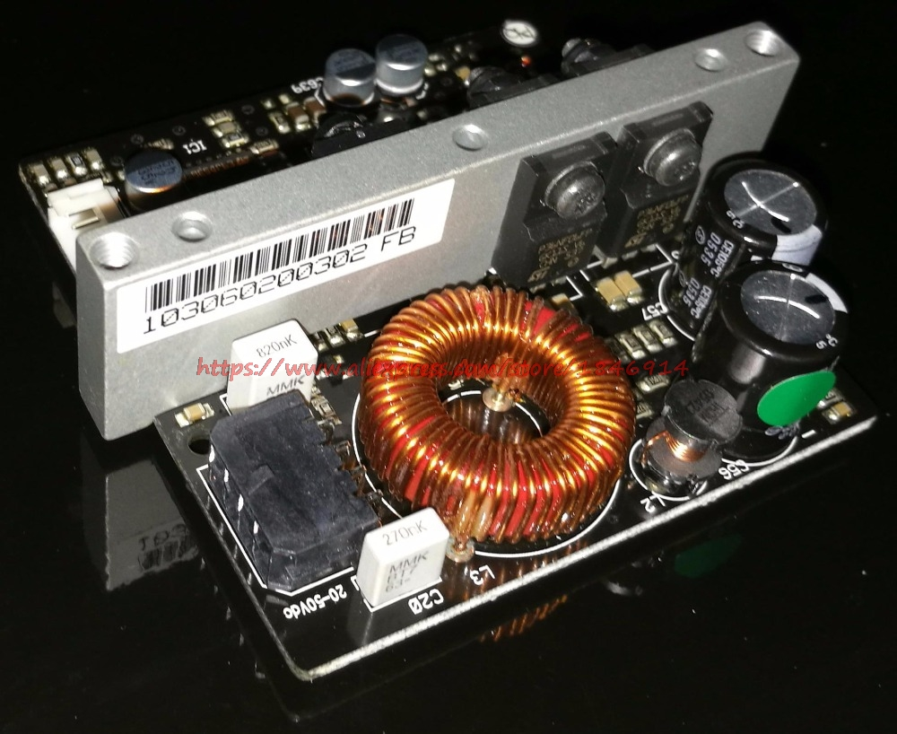Genuine ICEPOWER power amplifier…