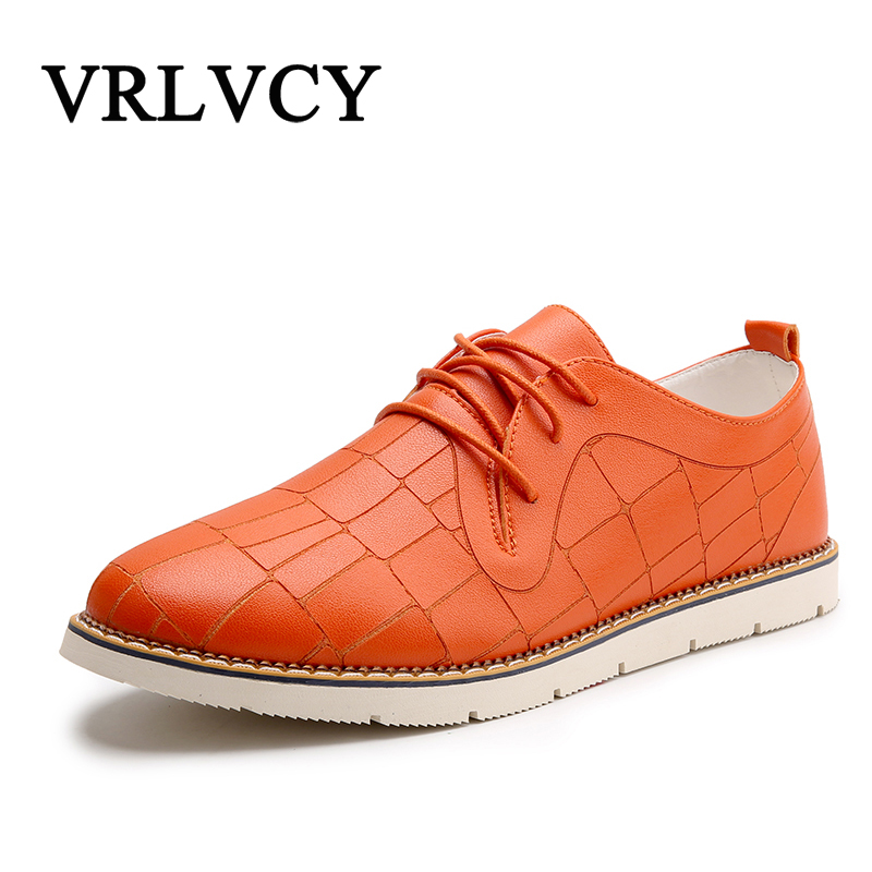 Brand Men Shoes England Trend Casual Leisure Shoes Leather Shoes Breathable For Male Footear Loafers Men's Flats bimuduiyu new england style men s carrefour flat casual shoes minimalist breathable soft leisure men lazy drivng walking loafer