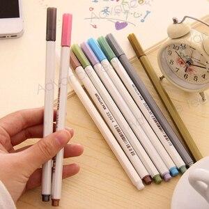 Image 5 - Foto Libro de Autógrafos de Graffiti Pluma Marcador Plumas de Pintura Impermeable para Fujifilm Instax Mini 8 Cámara de Cine Accesorios de Fotografía