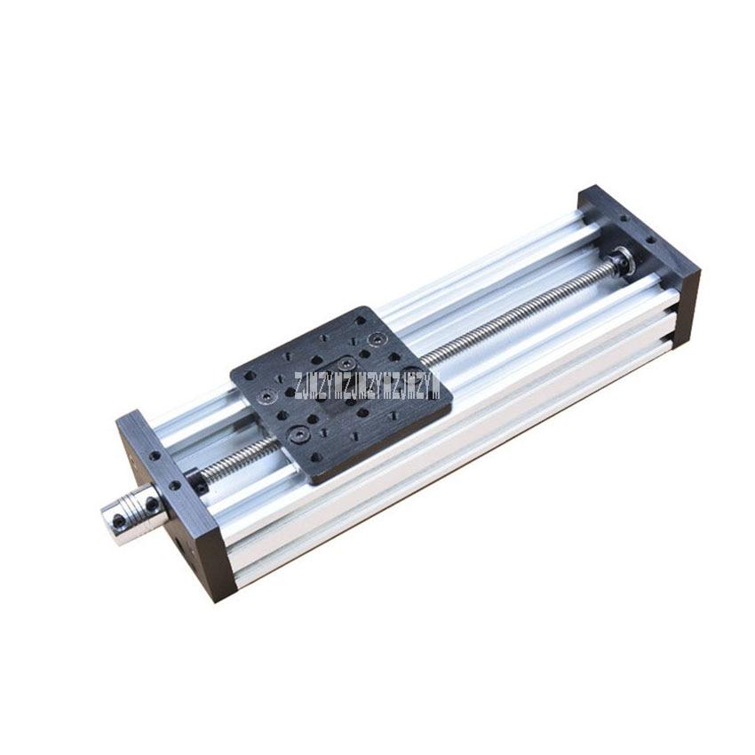 Hot Sale Z Axis Sliding Table Linear Guide Slide 3D Printer Slide Engraving Machine Z-axis Side Module 500MM Effective Stroke