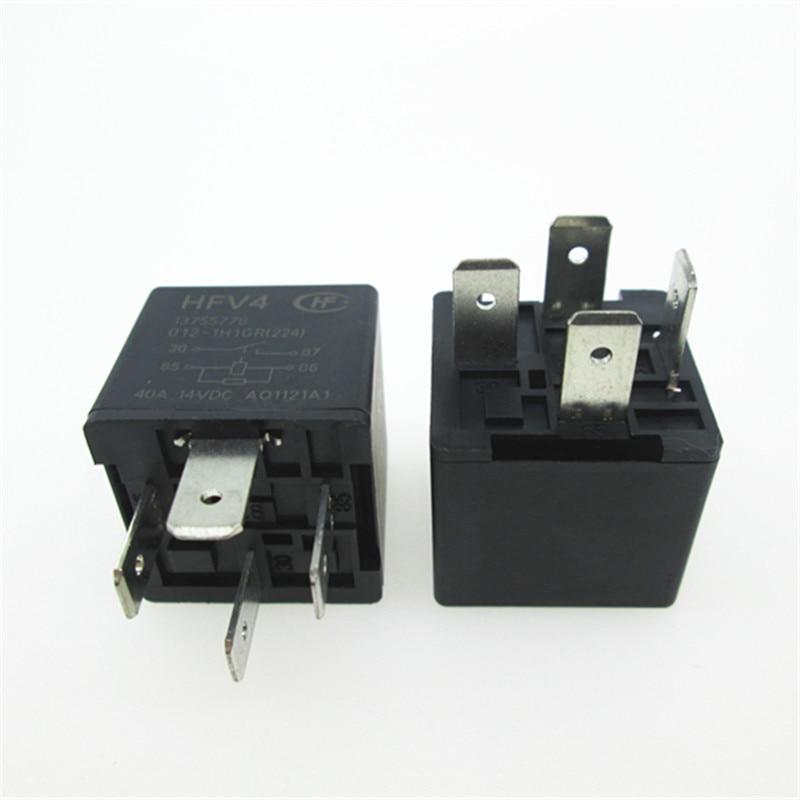 5pcs HFV4-012-1H1GR 012-1H1GR 12VDC DIP4 Relay