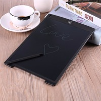 12 Inch LCD Writing Tablet Digital Mini Drawing Tablet Handwriting Pads Portable Electronic Ultra thin Tablet Board
