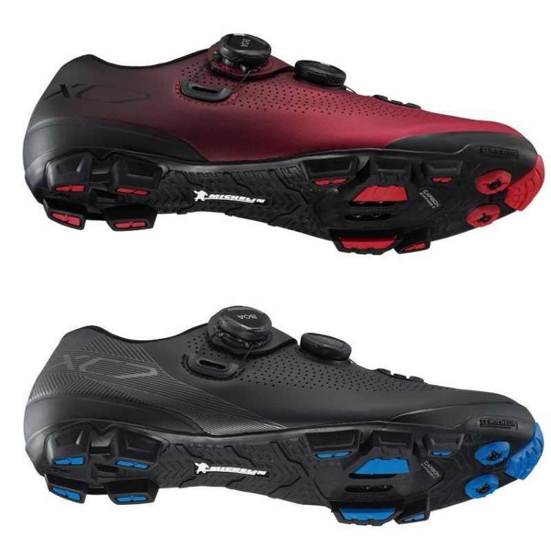 97beaf736b4d05 ... 2019 Shimano SH XC7 Road Shoes Vent Carbon mountain bicycle Shoes SH- XC701 Road Lock ...