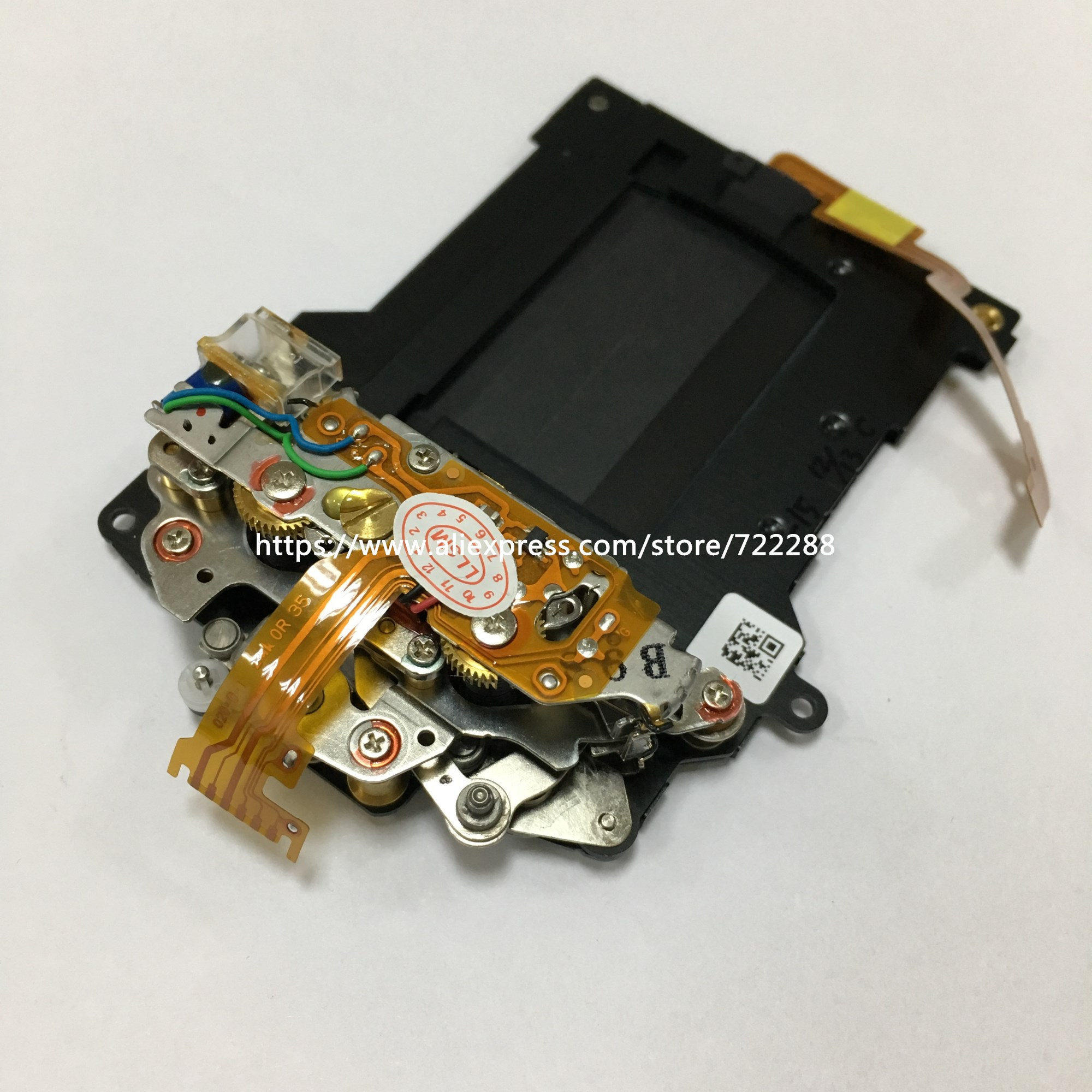 Image 5 - Repair Parts For Nikon D3S Shutter Group Assy With Shutter Curtain Unit 1B061 199-in Electronics Stocks from Electronic Components & Supplies