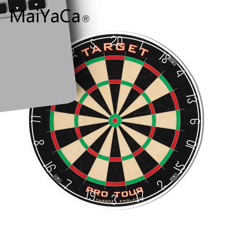 847a0dd6e79 MaiYaCa Darts target Printing Pattern Unique Desktop Pad Keyboards Mat  Round Desk Mat Gamer Gaming mouse pad for dota2 lol cs go-in Mouse Pads  from Computer ...
