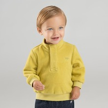 Baby Girls Boys Sweatshirt Multicolor