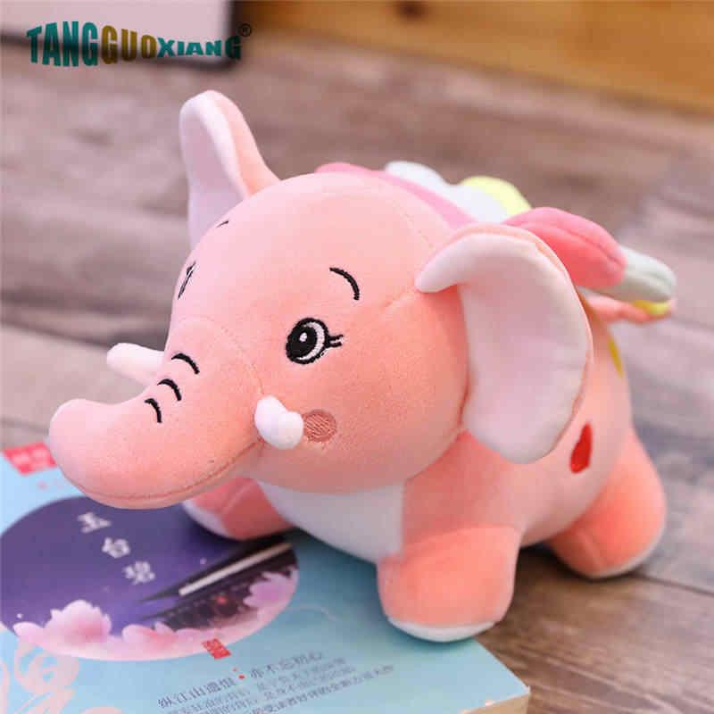 30-60 Cm Dumbo Kartun Gajah Mainan Mewah Jumbo Boneka Lembut Boneka untuk Bayi Anak-anak Gadis Hadiah indah Hadiah Natal