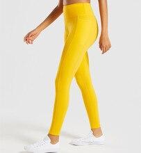 купить LuluOrange seamless leggings Women sports pants High-waist leggings for fitness femme yoga pants push up gym leggings yoga tight дешево