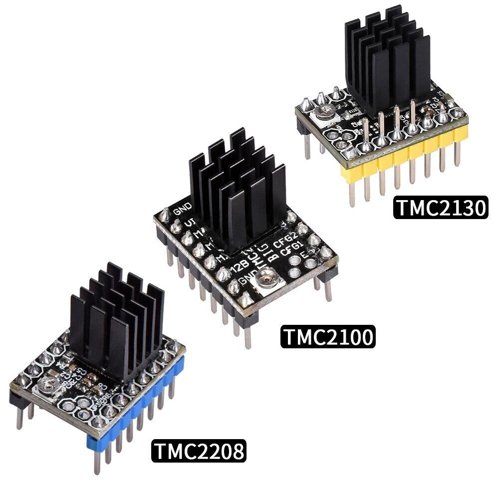 TMC2130 TMC2208 TMC2100 Stepper Motor Driver Stepstick Mute Driver MKS 3D  Printer Parts SKR V1 3 Ramps 1 4 1 6 Control Board