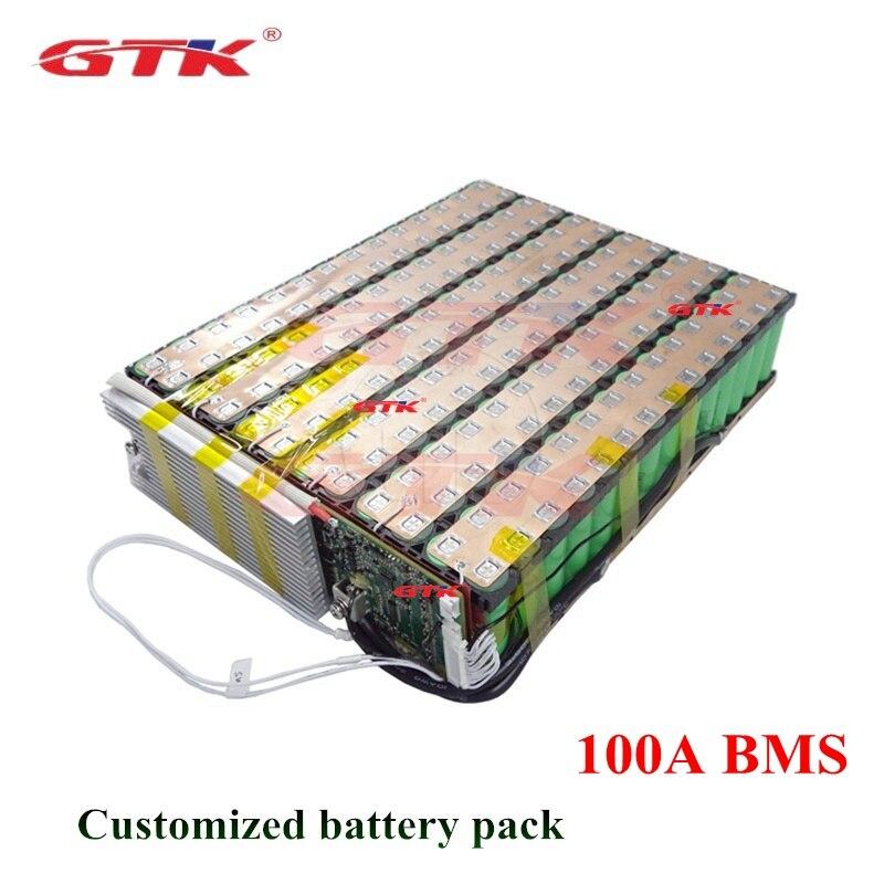 HOT SALE] Daly 14s battery pcm bms 120a 150a e bike lili ion