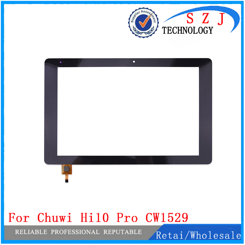 New 10.1'' inch Touch Screen Panel for Chuwi Hi10 Pro CW1529 Dual OS Windows Android Intel PQ64G42160804644 Tablet PC Digitizer new 7 inch tablet pc mglctp 701271 authentic touch screen handwriting screen multi point capacitive screen external screen