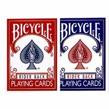 1 шт. синий/красный велосипедный покер обычные велосипедные игральные карты Rider Back standard Decks