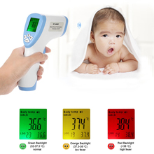 Cheap price DT-8809C Digital LCD Non-contact IR Infrared Thermometer Baby Adult Forehead Body Surface Temperature Meter