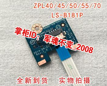 new original for HP 440 G2 450 470 G2 power switch button board led  LS-B181P