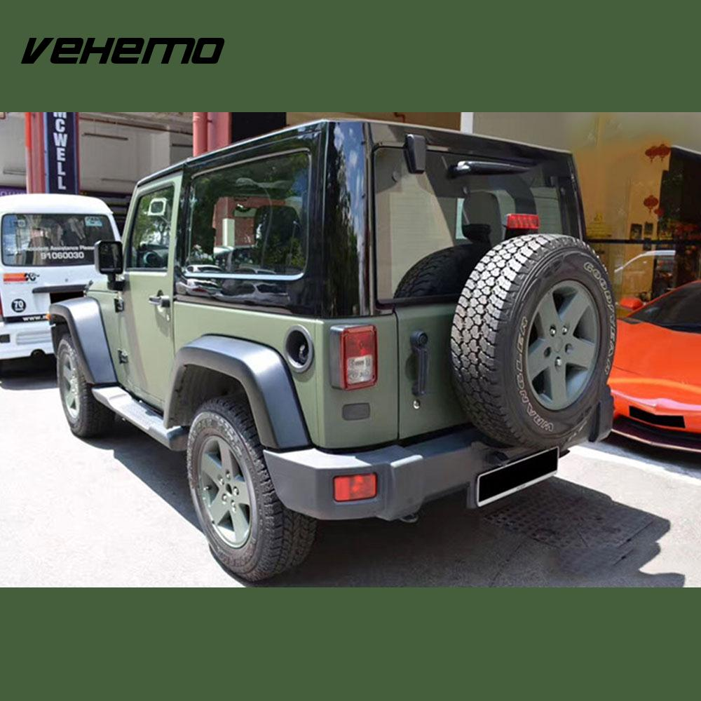 VEHEMO PVC 20x152CM Automobile Car Exterior Car Sticker Sheet Car Styling Body Film Motorcycle Decal Accessories Wrapping