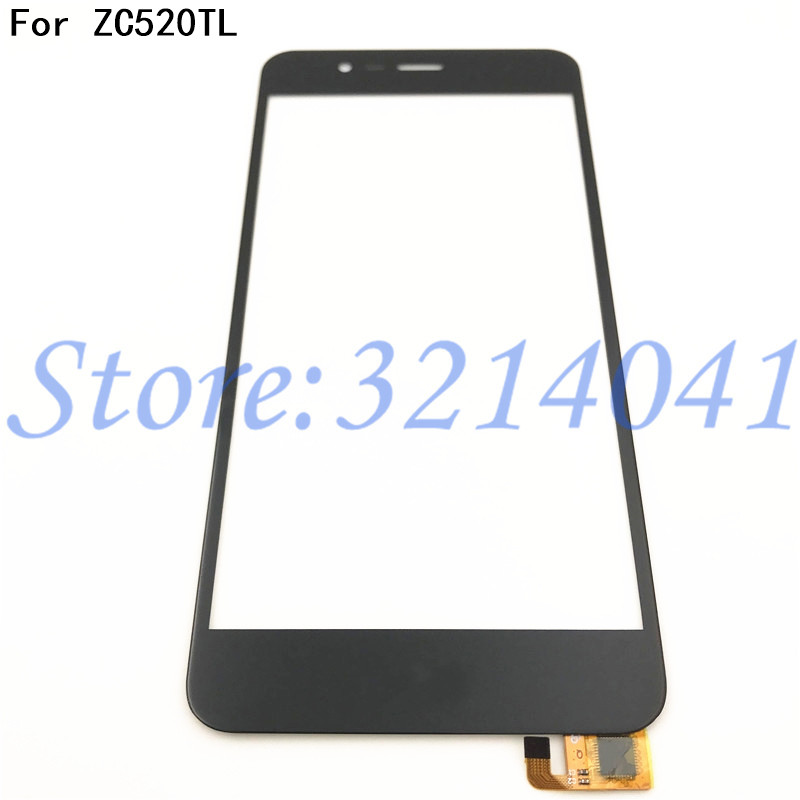 Good quality 5.2 inches For <font><b>Asus</b></font> <font><b>Zenfone</b></font> 3 Max ZC520TL <font><b>X008D</b></font> Digitizer Touch Screen Panel Sensor Lens <font><b>Glass</b></font> Replacement image