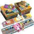 Английская версия dixit 1 2 3 4 5 6 7 8 настольная игра деревянный кролик игрушки Обучающие Дети для дома вечерние Веселые карты игры