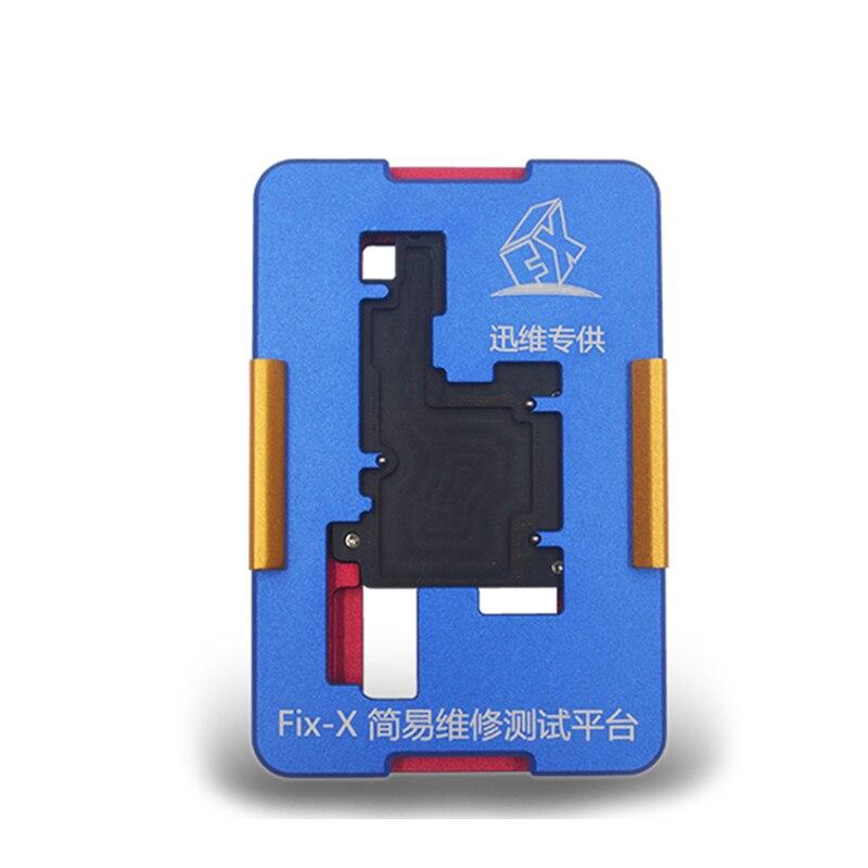 Xunwei iPhone X многослойная простая тестовая материнская плата для ремонта испытательная платформа без пайки