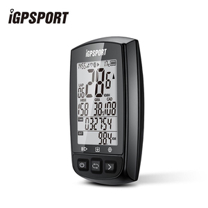 Image 2 - iGPSPORT IGS50E GPS Cycling Computer Wireless IPX7 Waterproof Bicycle Digital Stopwatch Cycling Speedometer ANT+ Bluetooth 4.0