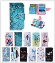 Flip Case For Samsung Galaxy S 3 iii S3 Siii Neo i9300 i 9300 i9301 Duos i9300i GT-i9300 GT-i9301 GT-i9300i i9305 GT-i9305 Cover