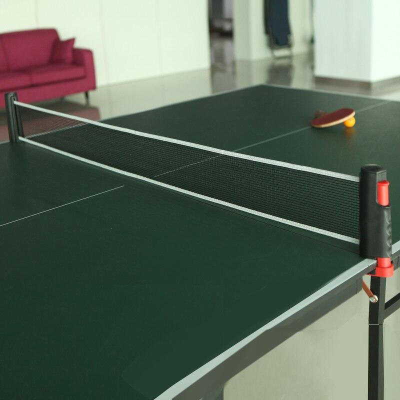 Портативная Выдвижная сетка для настольного тенниса, Сменный Набор для игры в пинг-понг, АБС-пластик+ прочная сетка для игр