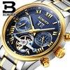 Switzerland BINGER Watches Men Luxury Brand Tourbillon Sapphire Luminous Multiple Functions Mechanical Wristwatches B8602 7