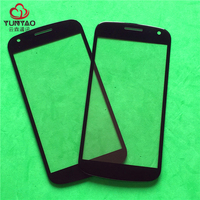 New Outer LCD Front Screen Glass Lens Cover Replacement Parts For Samsung Galaxy Nexus GT i9250 Touch Screen