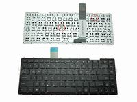 US Keyboard For ASUS X401 BLACK For Win8 New Laptop Keyboards With Free Shipping PN:AEXJ1U01210