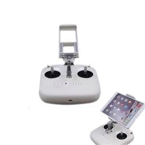 Controlador remoto estirable smartphone tablet holder soporte abrazadera extendida para dji phantom 3 estándar