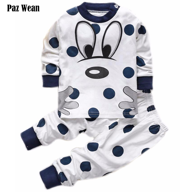 Baby girl boy clothes infant clothing set for newborns kids children s pajamas set pjs for