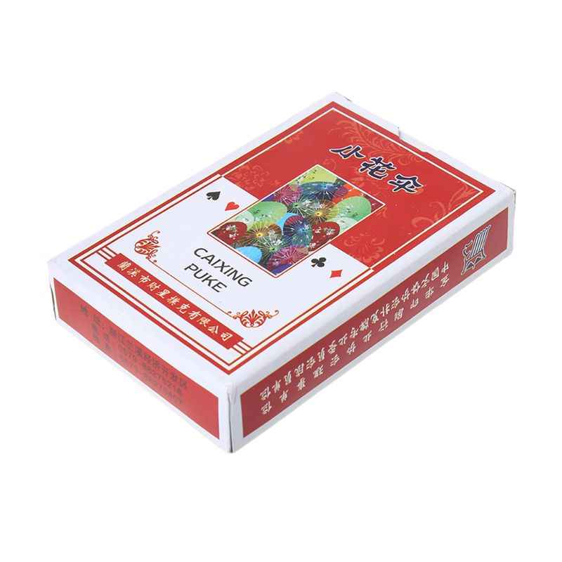 A Deck Of Poker Cards Family Gathering Party Night Club Bar Casino Playing Card