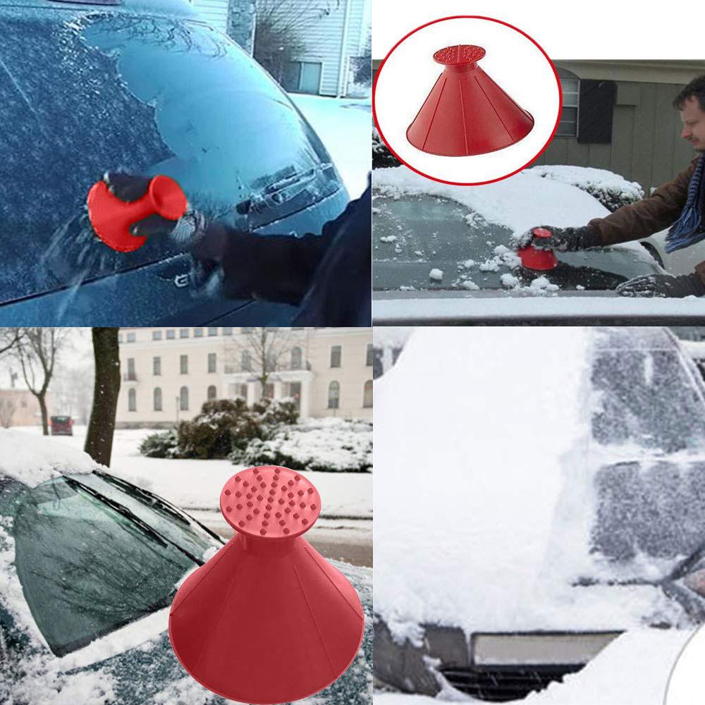 Vehemo пластиковая лопата для снега щетка лопатка для льда окно премиум качества размораживание снега мелтер снег скребок автомобиль