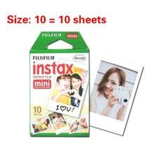 10 Sheets Travel Scenery Instax Mini Instant Film Value Set For mini 7, 7s ,8, 25, 50, 70, 90