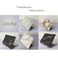 Rubberized MARBLE Hard Laptop Case Cover Marbling Laptop Protector Bag Case For Apple For Macbook AIR