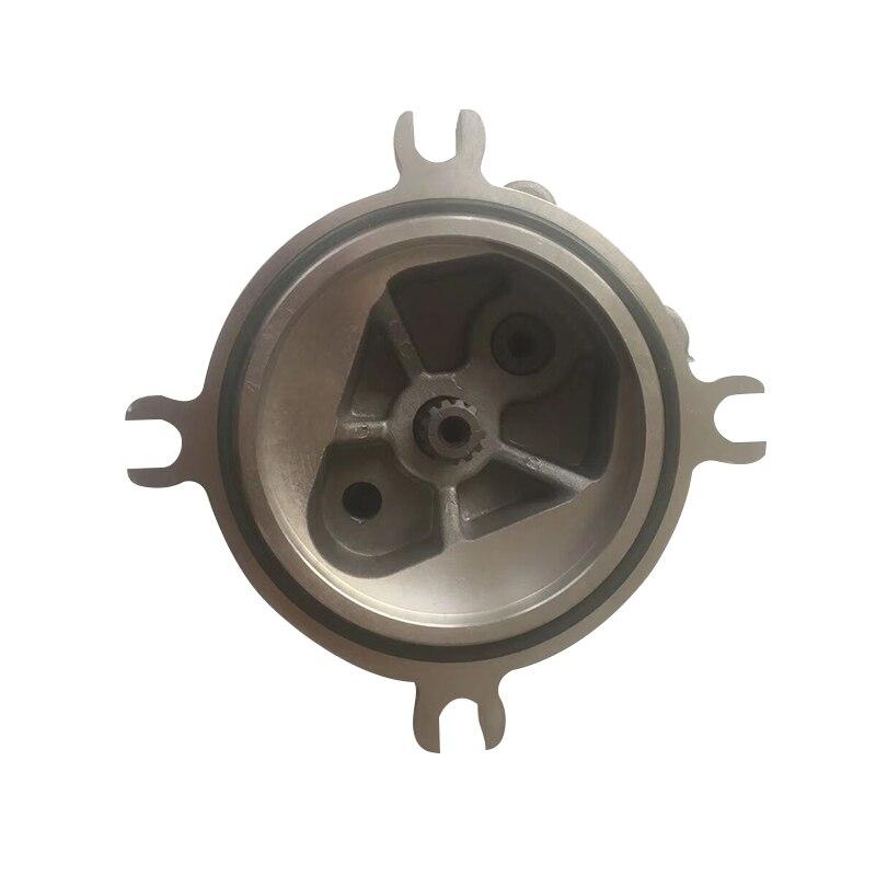 Pompe pilote d'excavatrice pour Kawasaki K3V140 pompe de Charge hydraulique basse pression petite pompe à engrenages 10 ml/r et 15 ml/r