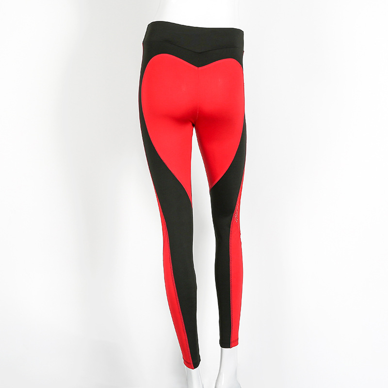 3 colors red pink white ass heart shape plus size brazilian style yoga pants sports wear activewear gear outfits fitness yoga leggings workout pants (19)