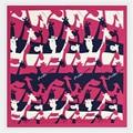 [LESIDA] el Dulce Viento de Dibujos Animados Cervatillo Pañuelos de Seda Twill MS Joker Bolsa de Pequeños Cuadrados de Seda Bufandas 60 CM * 60 CM 6007