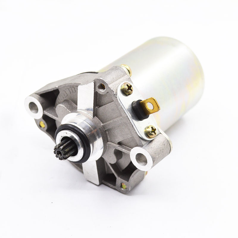 Motorcycle Electric Starter Motor For Honda ZOOMER 110 X SCOOPY DIO VISION BEAT 110 ACG110 ACD110 ACF110 NSC110 BEAT110Motorcycle Electric Starter Motor For Honda ZOOMER 110 X SCOOPY DIO VISION BEAT 110 ACG110 ACD110 ACF110 NSC110 BEAT110