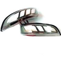 Светодиодный зеркальный чехол для Toyota автомобиль corolla fielder Porte Premio Auaq Spade и т. д., DRL + Streame поворотники + наземная лампа