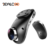 Dealcoo 3G Car DVR Dash Cam Camera Support Android GPS ADAS LDWS Remote Monitor Dual Lens