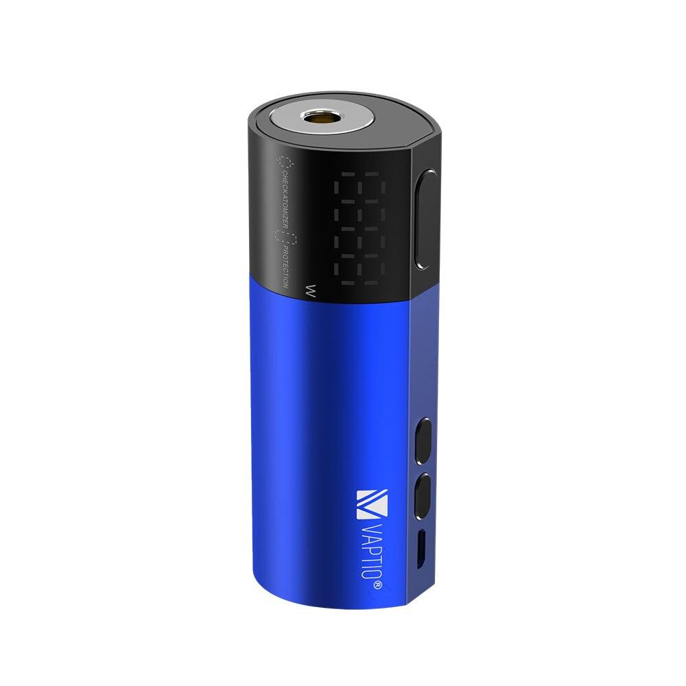 Gift RDTA/RDA tank E-Cigarette Vaporizer vape mod Vaptio Vex 100W TC Mod  Vape Fit 510 pin thread atomizer Vaping Kit No Battery