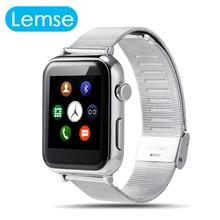 Smartwatch mtk2502 a9 bluetooth reloj inteligente para apple iphone y samsung android teléfono inteligente relogio del corazón nominal smartphone