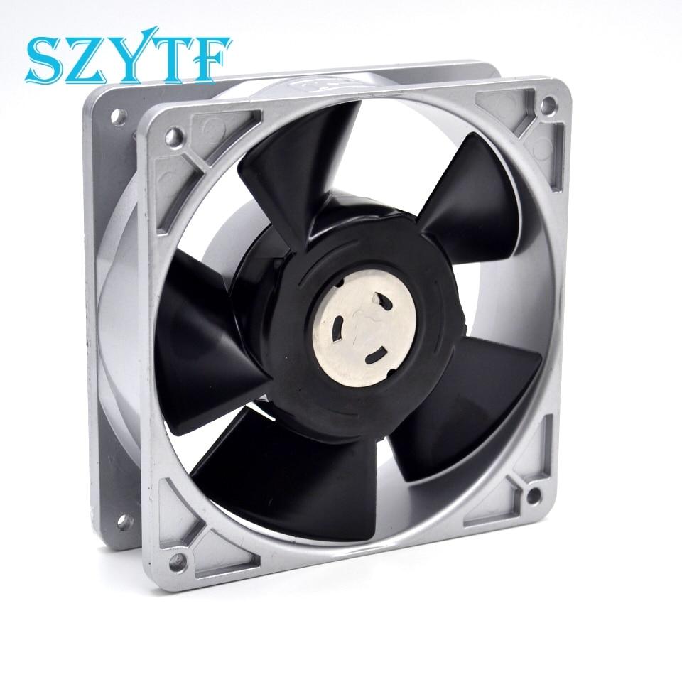 10pcs New FAN UP12D10 12038 100V 16/15W cooling fan aluminum fan delta new ffr1212dhe 12038 12cm super fan 12v 6 3a car booster fan violence 120 120 38mm