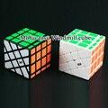 Moyu Aosu molino de viento Magicc Puzzle Cubo negro y blanco Educativos Cubo Juguetes rueda caliente 4 x 4 Odd Juguetes Educativos