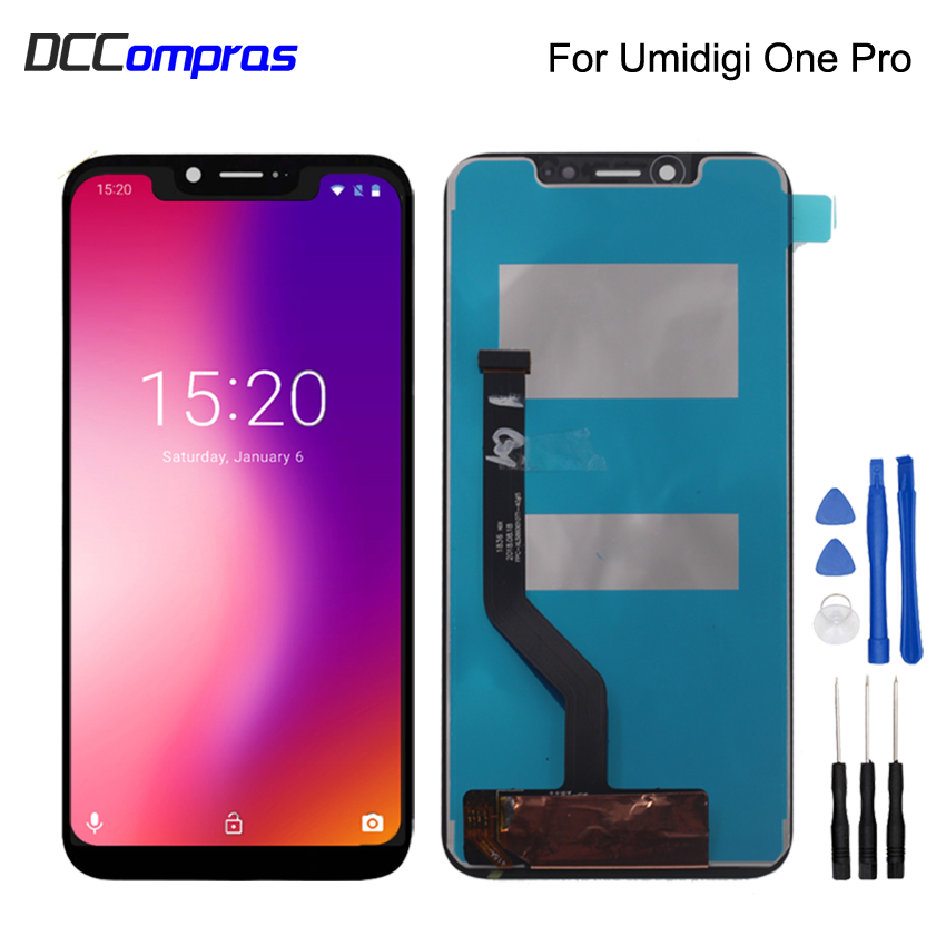 For UMI UMIDIGI One Pro LCD Display Touch Screen Digitizer Replacement For Umi One Pro Screen