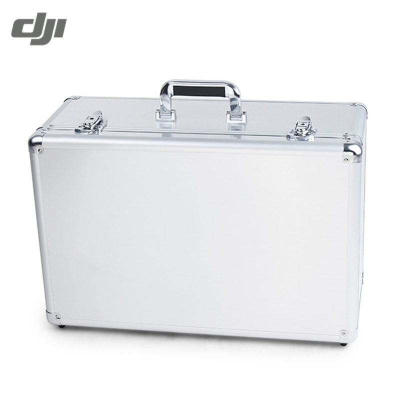 DJI Phantom 3 Vision Professional Advanced Standard Version Hardshell Aluminum Suitcase Box Carrying Case Bag