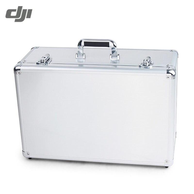 Original DJI Phantom 3 Vision Professional Advanced Standard Version Hardshell Aluminum Suitcase Box Carrying Case Bag  phantom 3 4 inspire1 osmo x5 3 accessories aluminum carrying bag box holder protector sd sdhc cf memory card case